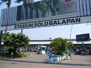 Daftar Jadwal Kereta di Stasiun Solobalapan, Solo Jebres dan Puwosari