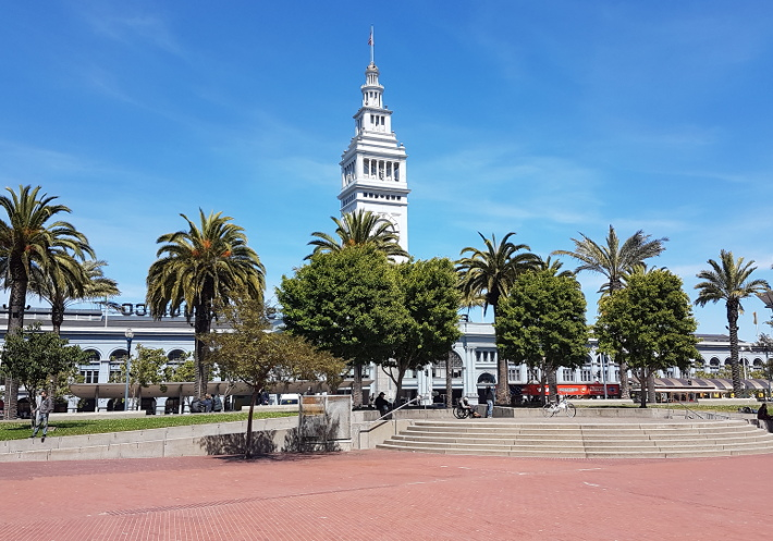 Travel: California diaries - San Francisco Embarcadero