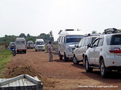 Thiruvallur Plots - Gomathi Amman Nagar - Image #29