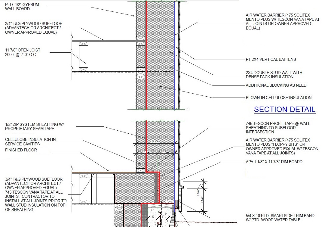 Rochester Passive House: Our Passive House Design Process