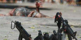 Briga entre facções criminosas deixa três presos mortos em Cadeia Pública