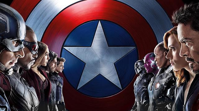 Resenha [FILME]: Capitão América - Guerra Civil