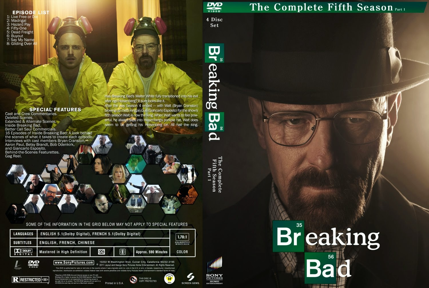 Breaking bad online series pepito temporada 5 - The history of ...