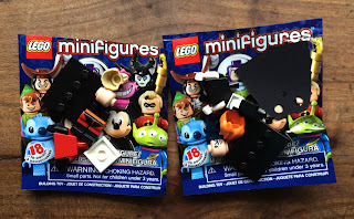 disney pixar lego blind bag minifigures