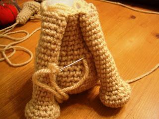 Free amigurumi yorkie pattern : Crochet parfait: amigurumi yorkie tutorial
