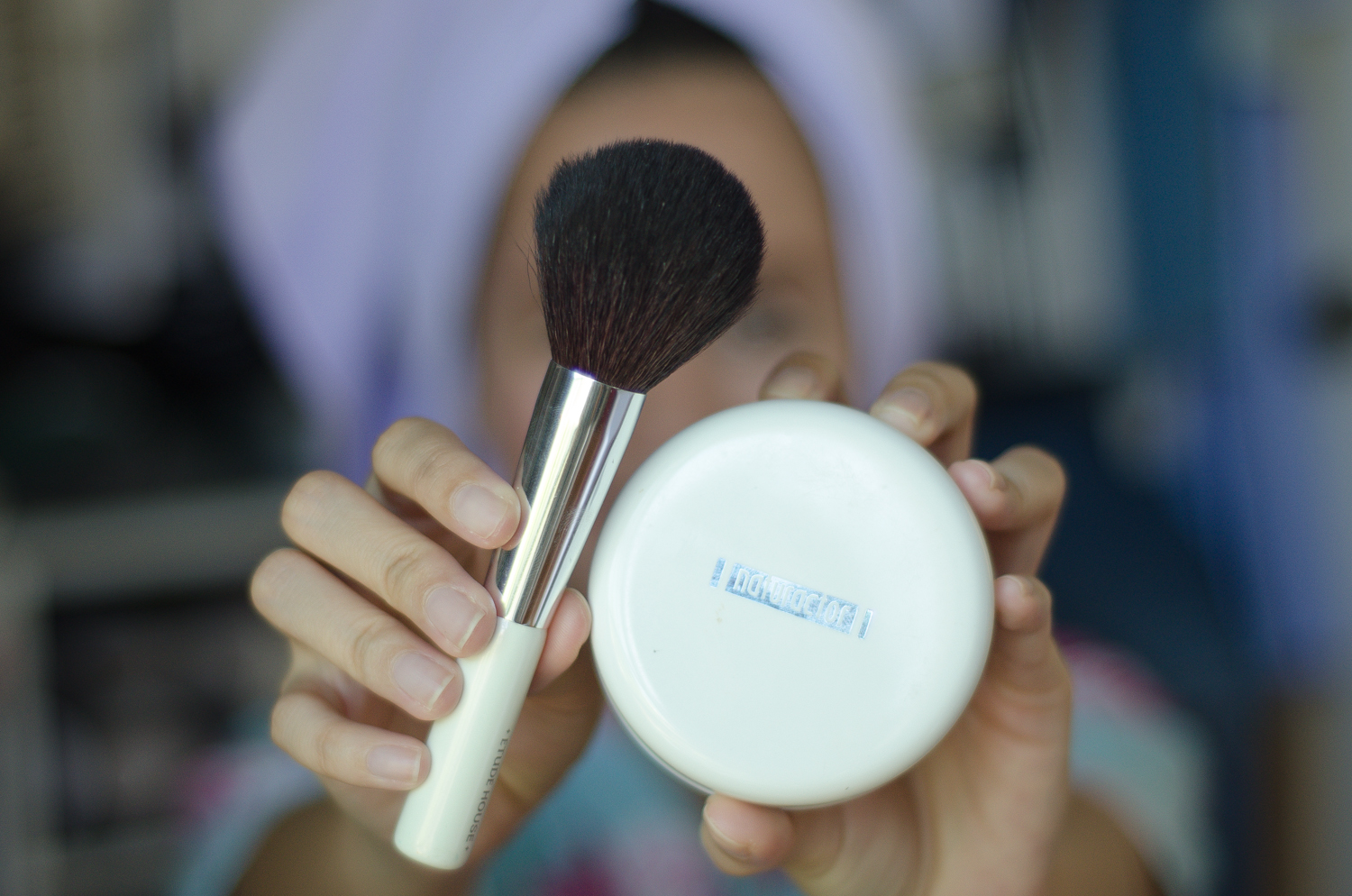 Beauty, Blog, Reviews, Beauty Reviews, Makeup Haul, How to Use Naturactor Cover Face Concealer, Silky Lucent Loose Powder, Philippine Beauty Blogger, Cebu Beauty Blogger, Makeup, Tutorial, Cebu Fashion Blogger, Cebu Blogger, Asian, Let's Stylize Cosmetics, Toni Pino-Oca, Miss Bella Brush, Tapered Kabuki Brush