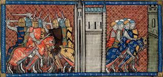 Jean sans terre contre Louis XIII