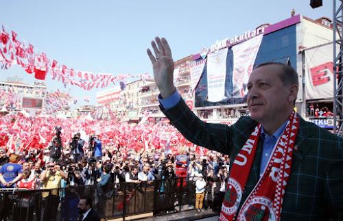 Erdogan victorious