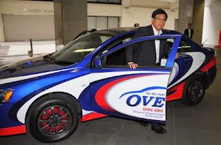 OVEC-ONE オーベック・ワン!EV開発