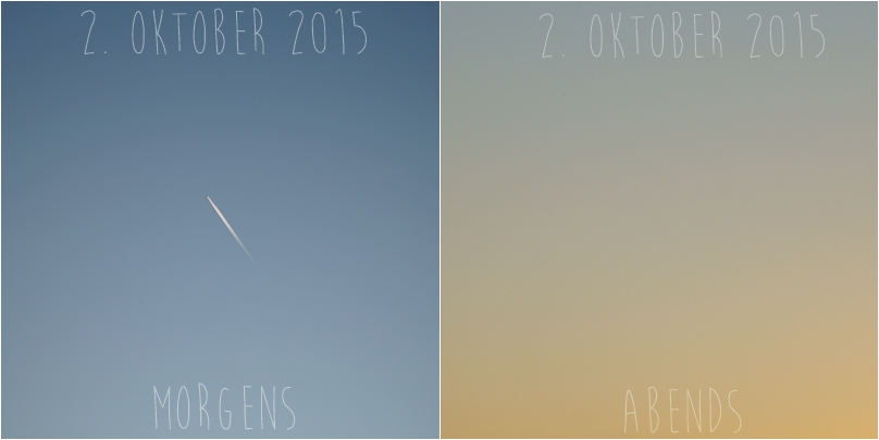 Blog + Fotografie by it's me! - Himmel am 02.10.2015