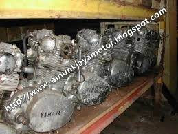 jual mesin motor gelondongan CBR1100