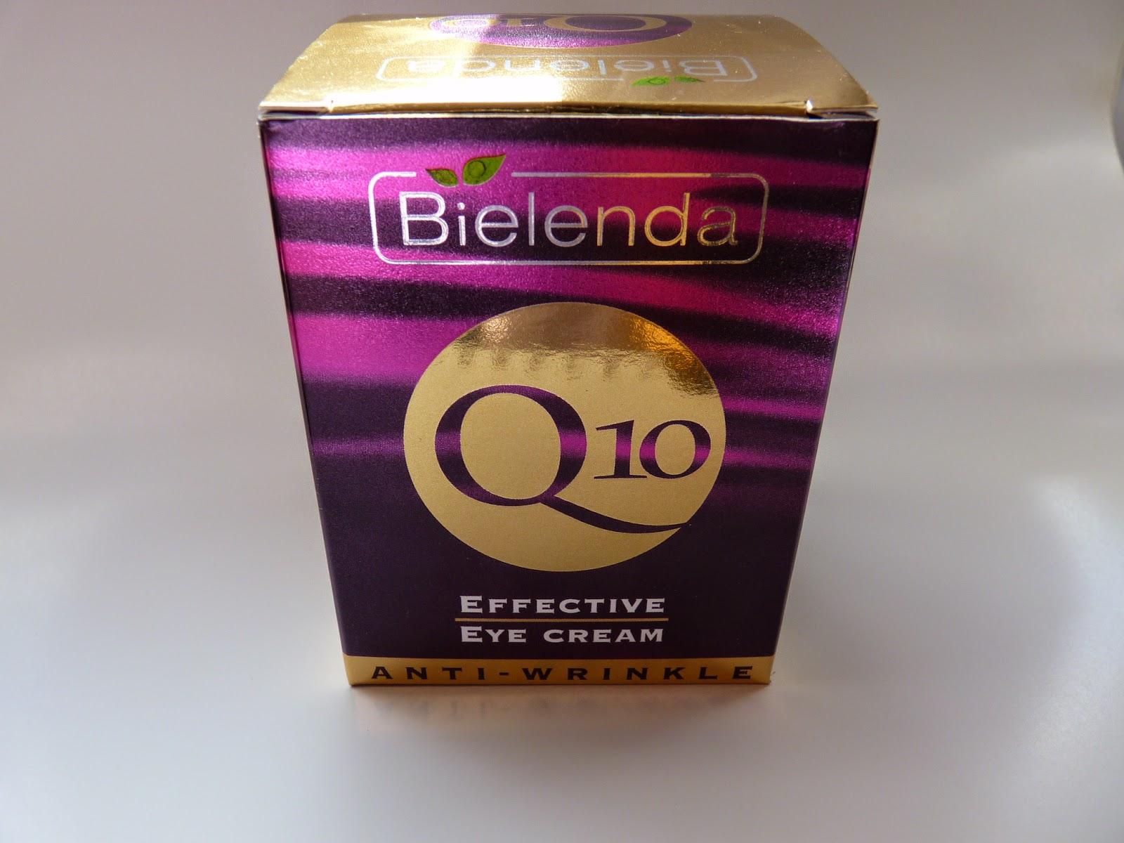Bielenda Q10 Skuteczny krem przeciwzmarszczkowy pod oczy