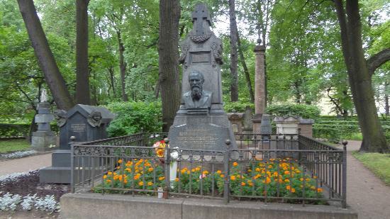 Tikhvin, San Petersburgo