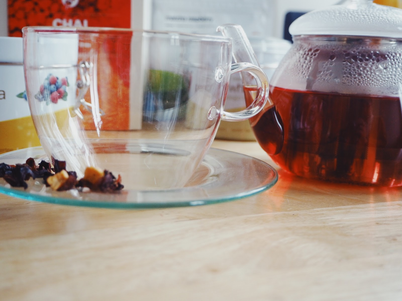 FALLING IN LOVE WITH TEA + A GIVEAWAY! | Love, Maisie | www.lovemaisie.com