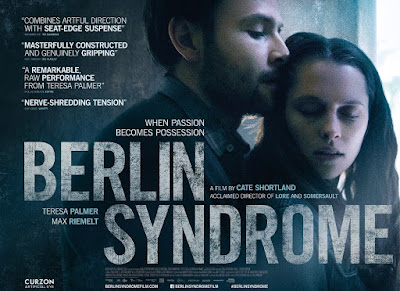 Berlin Syndrome, English Movie, Berlin Syndrome Movie, Berlin Syndrome Film, Berlin Syndrome Review By Miss Banu, Review By Miss Banu, Blog Miss Banu Story, 2017, Filem Orang Putih, Teresa Palmer Movie, Novel Berlin Syndrome, Filem Adaptasi Novel, Sinopsis Filem Berlin Syndrome, Berlin Syndrome Cast, Pelakon, Teresa Palmer, Max Riemelt, Emma Bading, Matthias Habich, Elmira Bahrami, Christoph Franken, Ending Movie Berlin Syndrome,