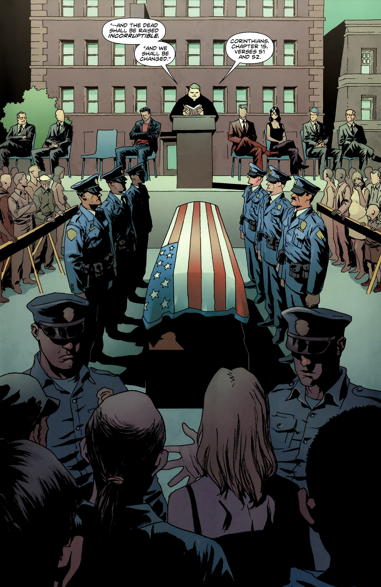 Read online Incorruptible comic -  Issue #28 - 6