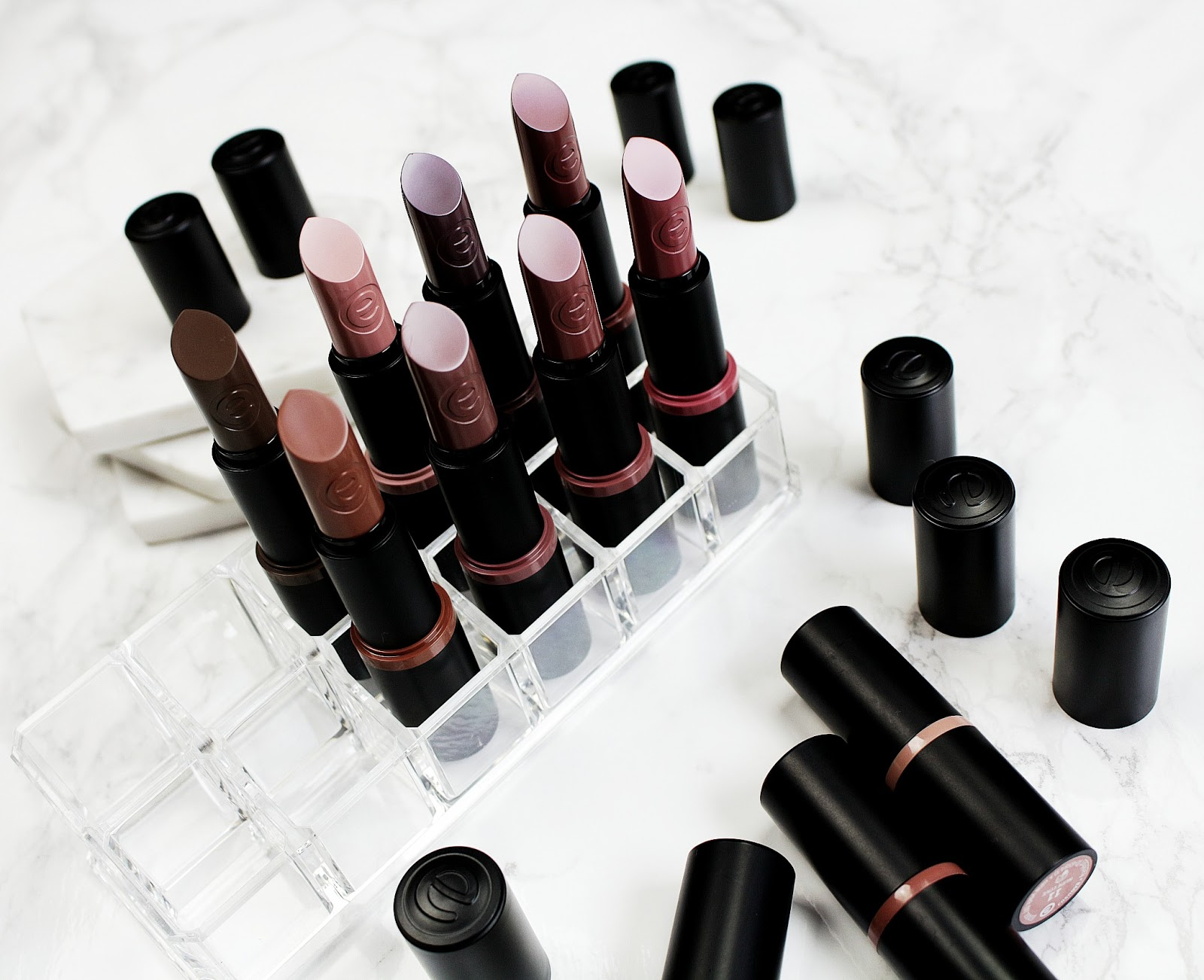 Essence Ultra Last Lipstick Review And Swatches