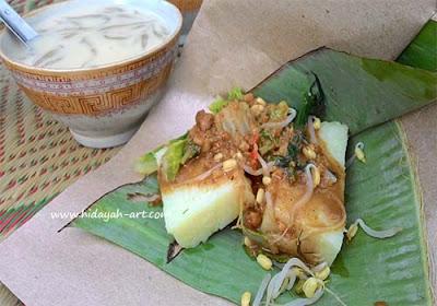 Beli Sarapan Pakai Duit Bathok di Pasar Tiban Dewi Sambi
