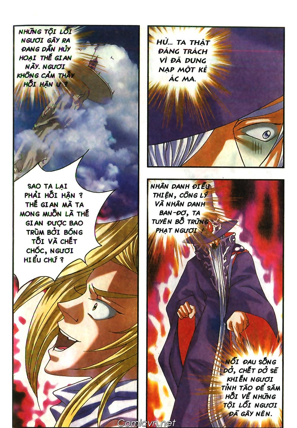 Thần thoại Bắc Âu - Chapter 47: Gieo gió gặt bão - Pic 40