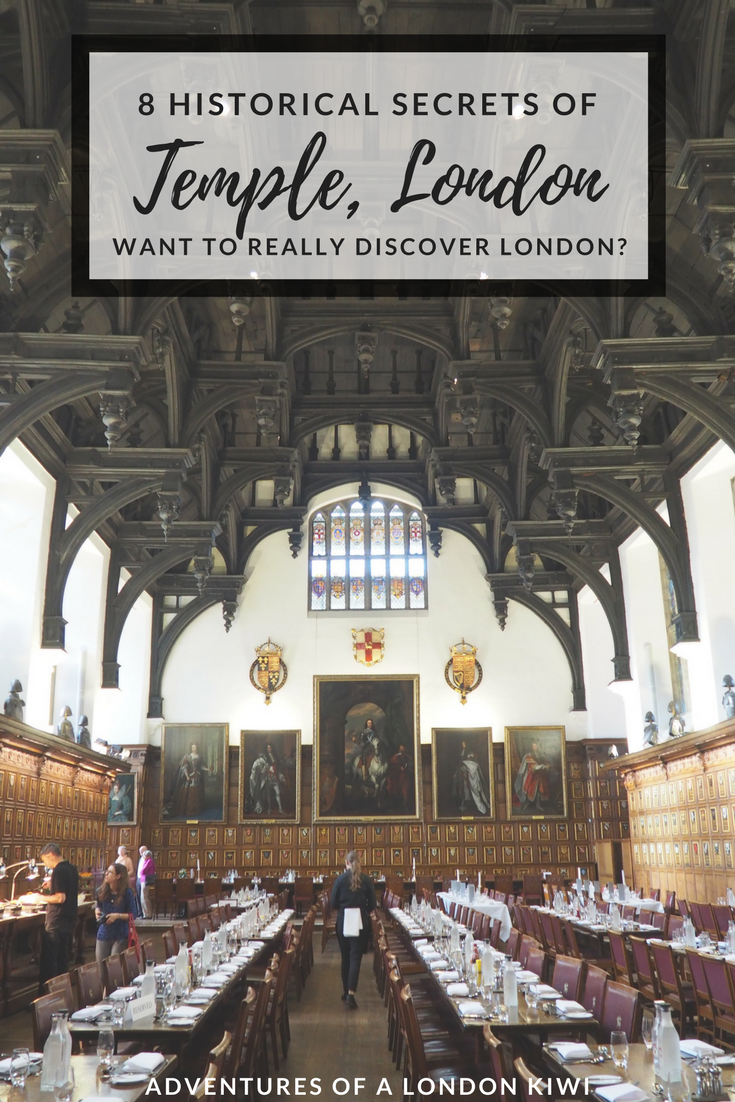 8 Hidden Secrets of Temple, London Adventures of a London Kiwi