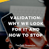 Why We Look For Validation in Others (& How to Stop)