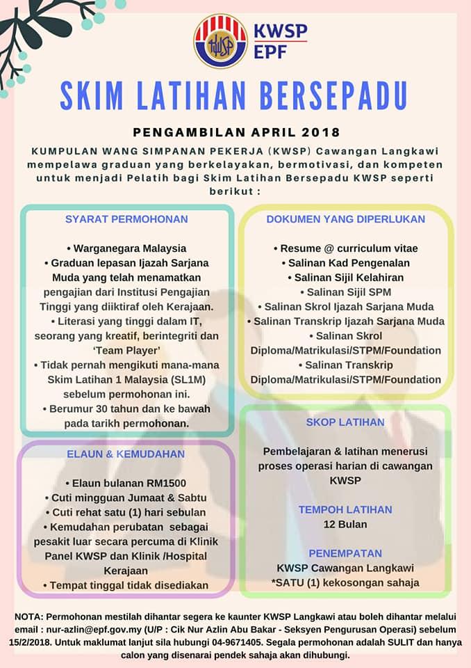 Jawatan Kosong Di Kwsp Terkini 2018 Jobcari Com Jawatan Kosong Terkini