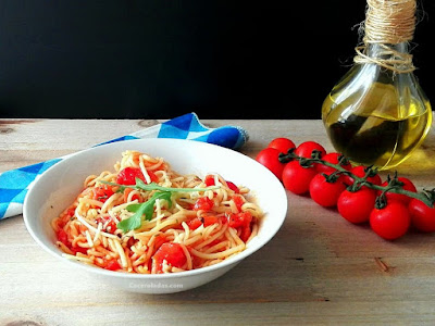 espaguetti pomodoro