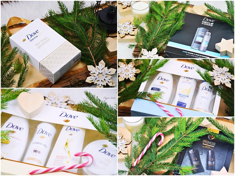 prezenty na ostatnią chwilę, świąteczne zestawy kosmetyczne