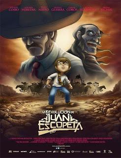 La revolución de Juan Escopeta (2011) | DVDRip Latino HD GDrive 1 Link