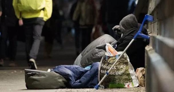 ألمانيا .. وفاة 9 مشردين بسبب البرد