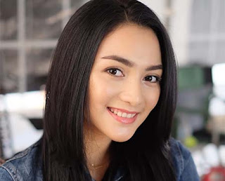 Citra Kirana pemeran Dewi di Cinta Yang Hilang