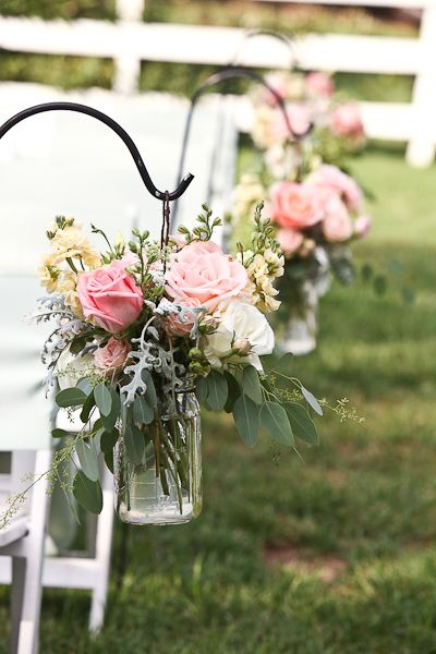 Flower Ideas For an Outdoor Wedding