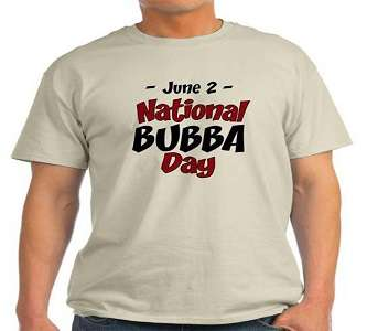 Tanggal 2 Juni Hari Nasional Bubba