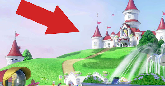 Is the Mushroom Kingdom a Tax Heaven?