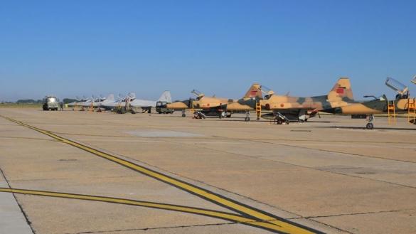 Le Maroc et l'Espagne en exercice militaire conjoint afin de contre une attaque contre les deux pays.