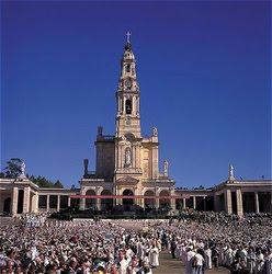 Fatima, the world's famous Catolic Center