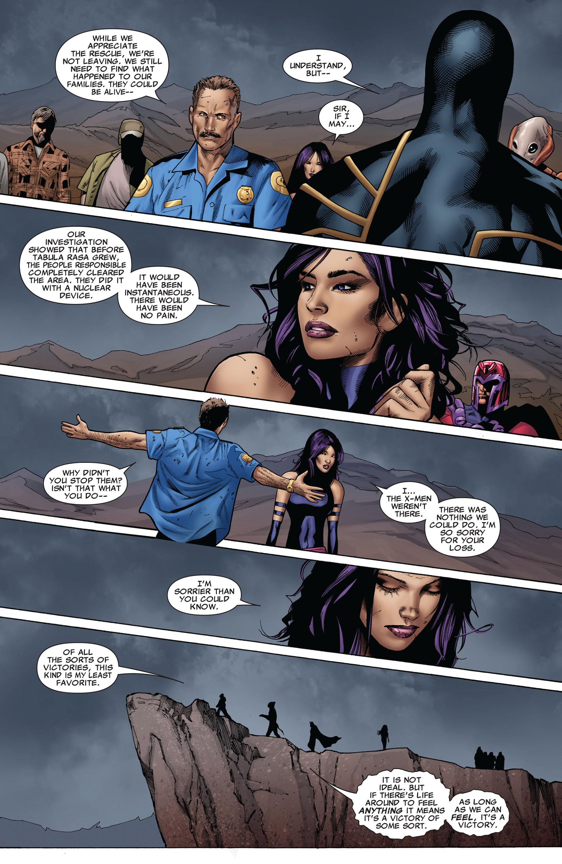Read online Uncanny X-Men (2012) comic -  Issue #8 - 15