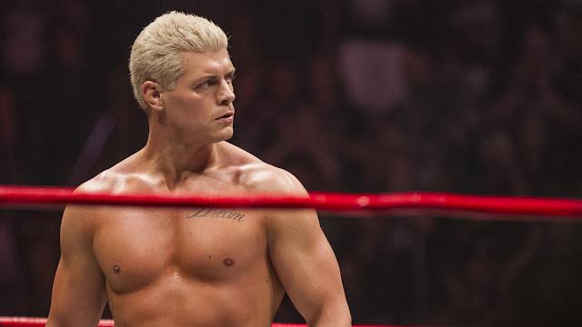 Cody comenta sobre suspensão de Sammy Guevara