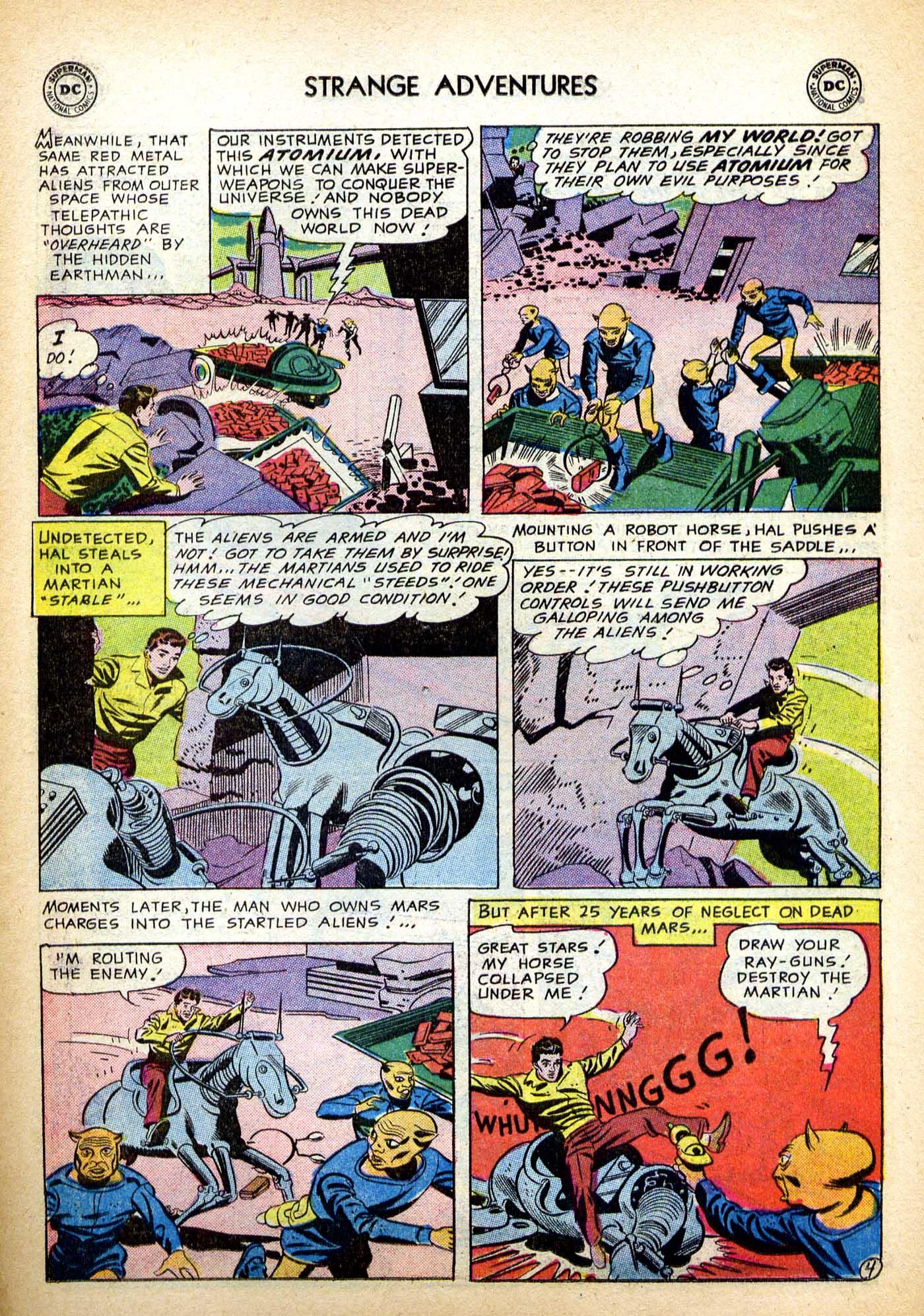 Strange Adventures (1950) issue 82 - Page 13