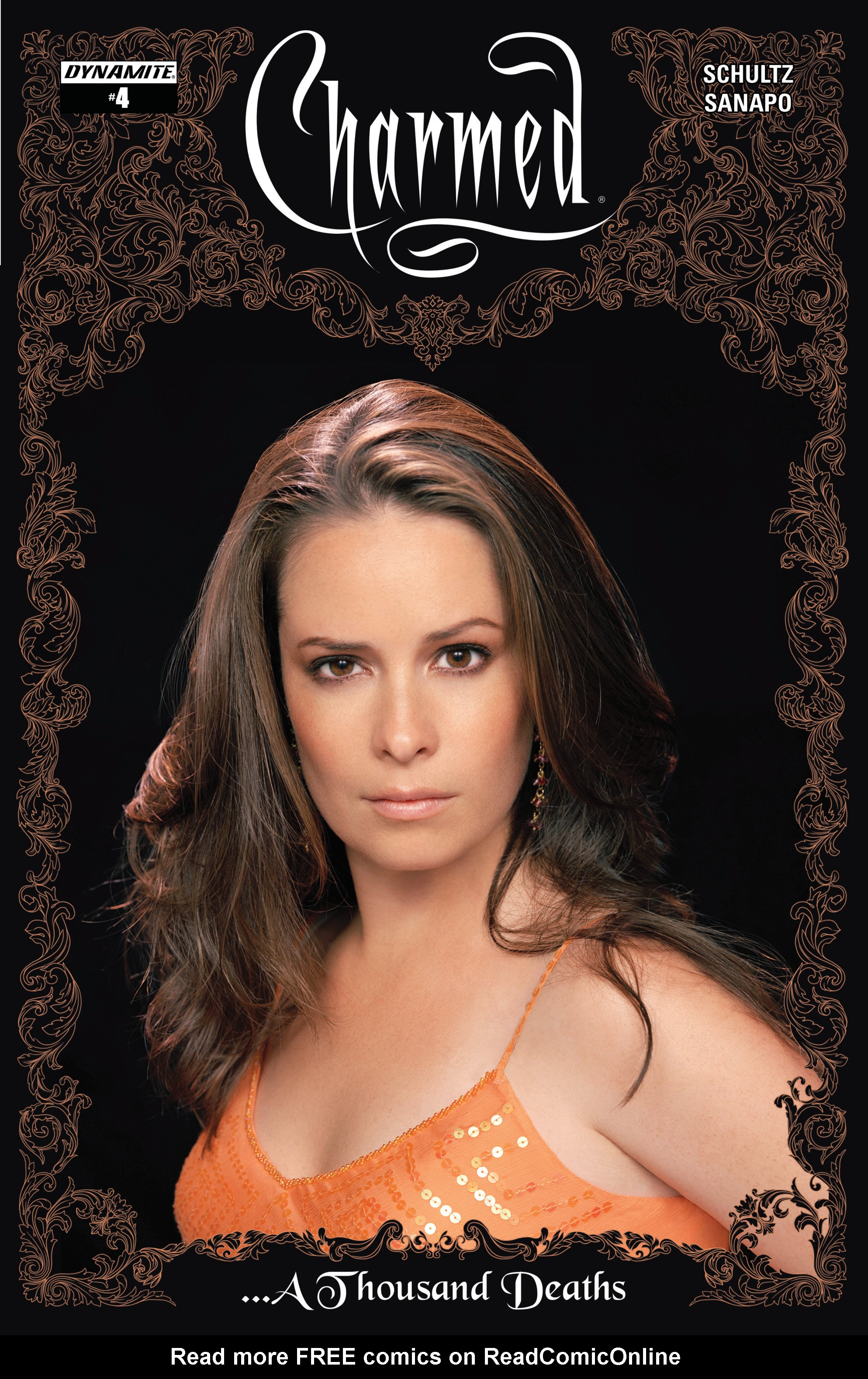 Read online Charmed (2017) comic -  Issue #4 - 3