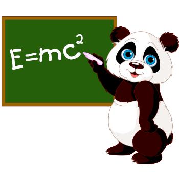 Smarty Pants Panda