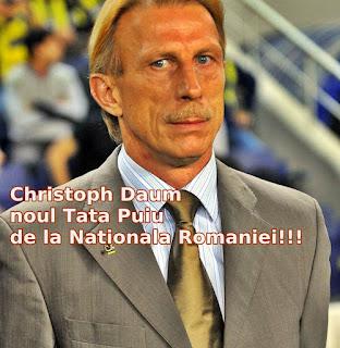 wiki biografic  Christoph Daum antrenorul romaniei la fotbal