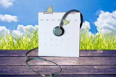 calendario-e-estetoscopio