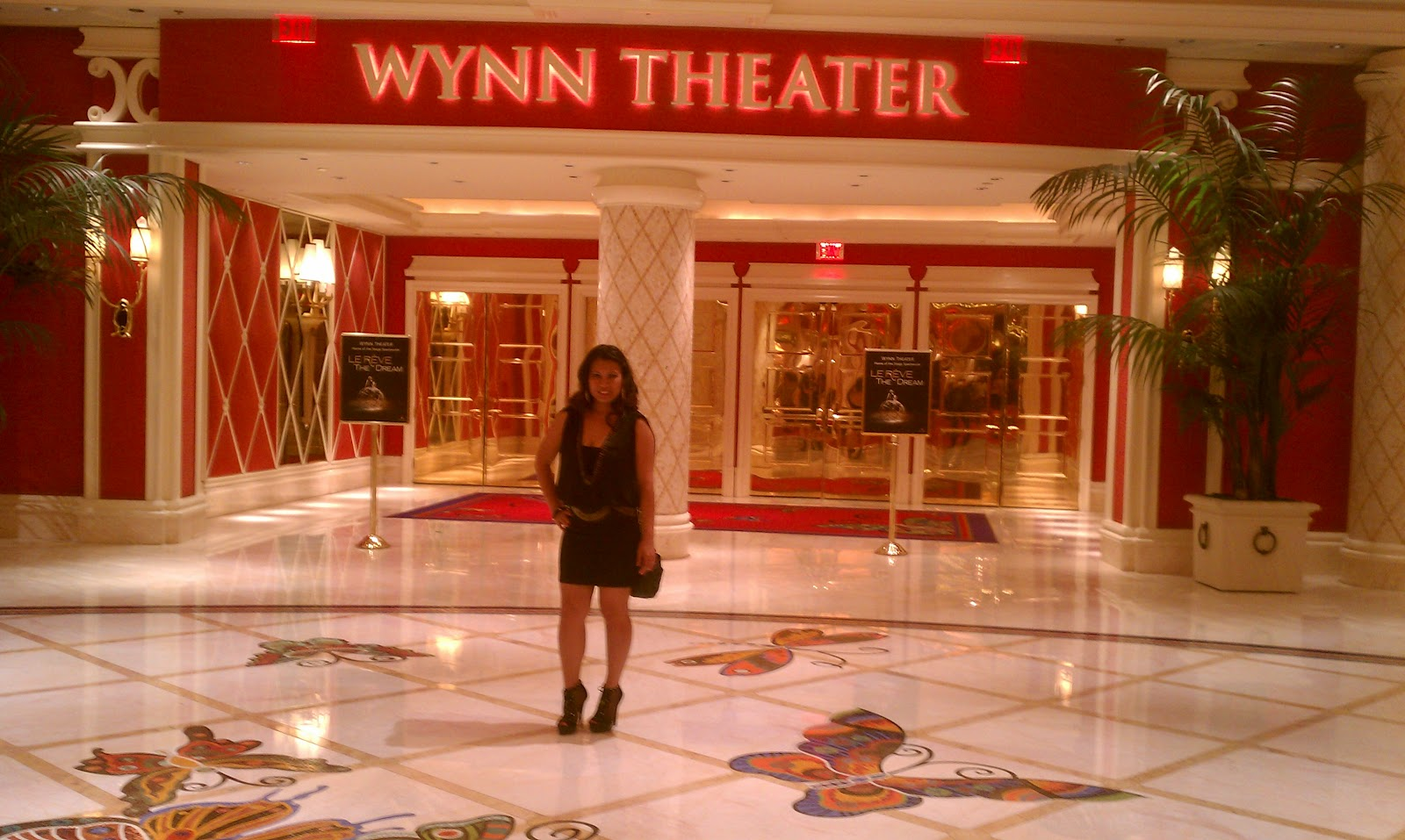 Encore And Wynn Of Las Vegas Fashion And Travels