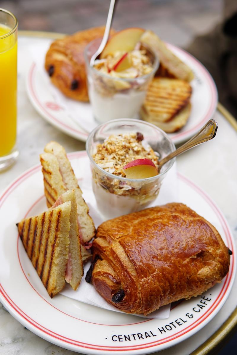 breakfast, cafe copenhagen