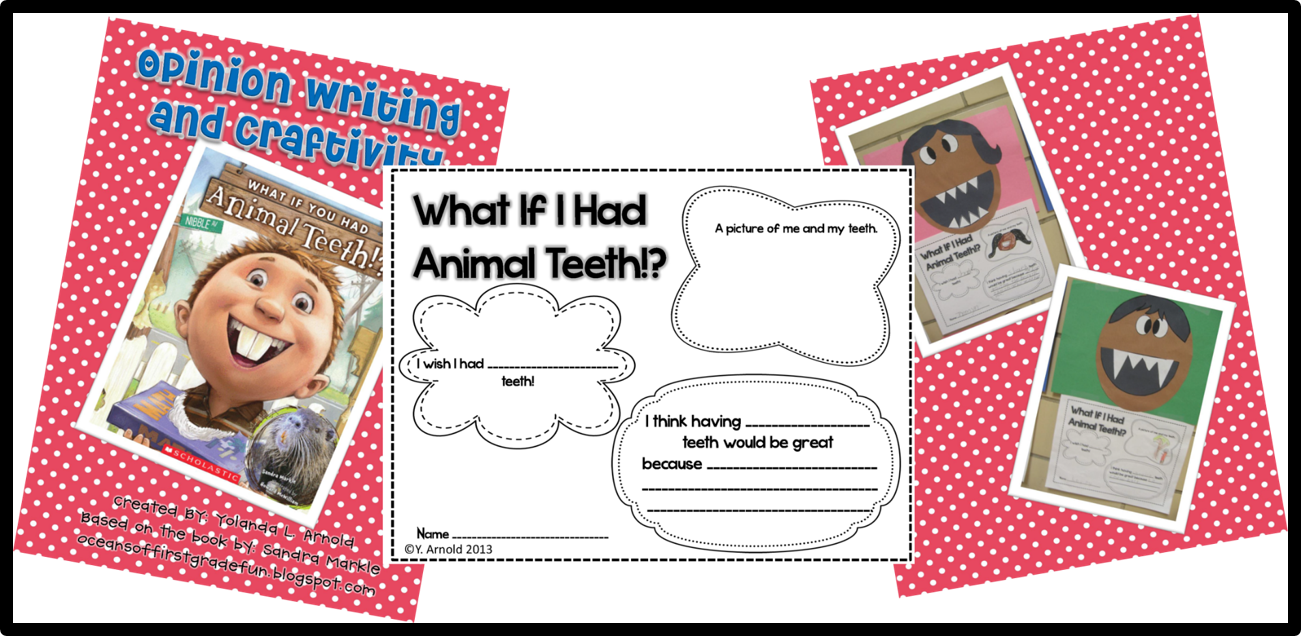 http://oceansoffirstgradefun.blogspot.com/2013/03/patterns-for-what-if-you-had-animal.html