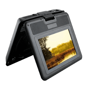 DVD Mobil Allwin 9.8 inch