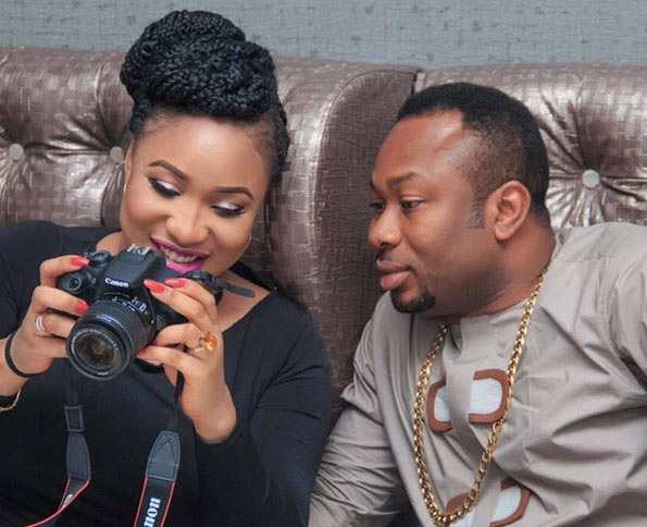 Children suffer most in failed relationships - I Go Dye warns Tonto Dikeh and Churchill