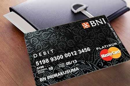 Biaya Ganti Kartu Debit BNI Taplus Bisnis Gold & Platinum