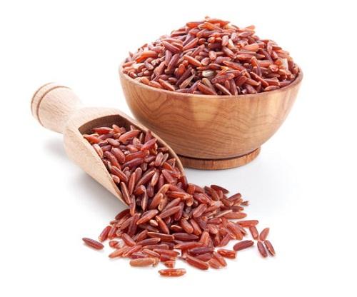 Ăn cơm gạo lứt không lo tăng cân